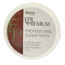 Паста для шугаринга Epil Premium Subtle Soft, 430 g