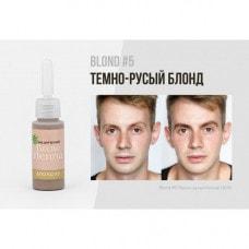 """Хна для бровей во флаконе """"Блонд №5"""""""