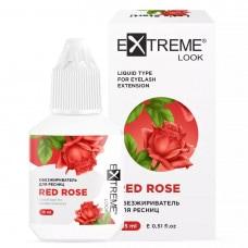 """Знежирювач для вій """"Red Rose"""