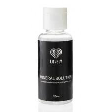 Минеральная вода для разведения хны, 35 ml