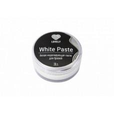 Біла паста для брів, 10 g