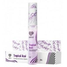 Есенція для вій і брів Acai Tropical, 10 ml