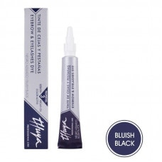 Краска для бровей и ресниц иссиня-черная, 14 ml