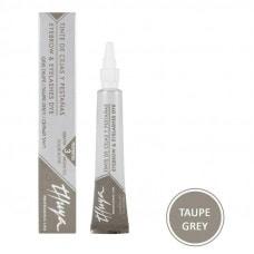 Краска для бровей и ресниц серая, 14 ml