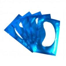 Патчи для изоляции ресниц синие(1пара)