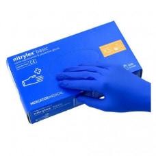 Перчатки нитриловые синие, 100 шт.