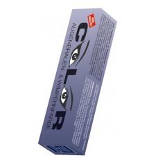 Фарба для брів і вій чорно-синя, 15 ml